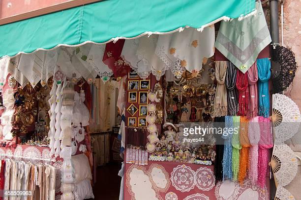Burano Island Lace Shop