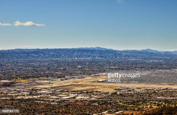 Burbank Bob Hope Airport in the San Fernando Valley