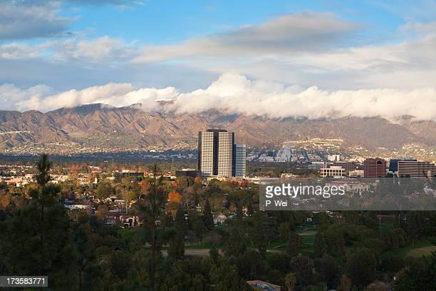burbank, california - san fernando california stock photos and pictures