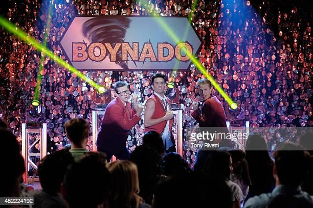 AUSTIN ALLY Burdens Boynado When Trish's boyband client Boynado threatens to split up she searches to find a way to fix their problems Meanwhile...