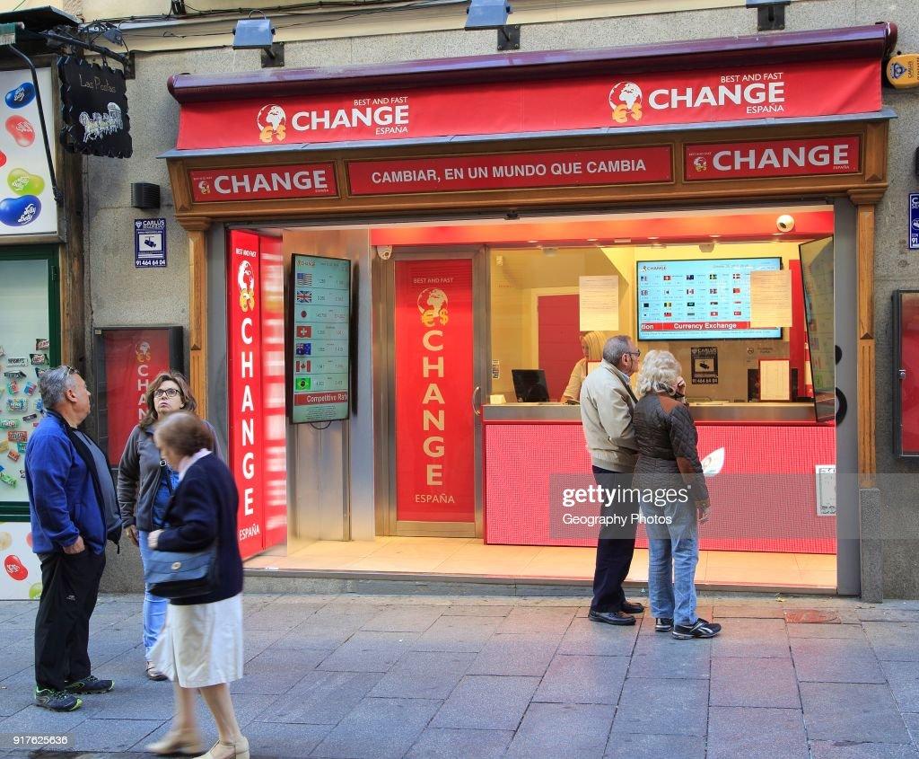Bureau de change cambio montreal nord: calforex currency exchange
