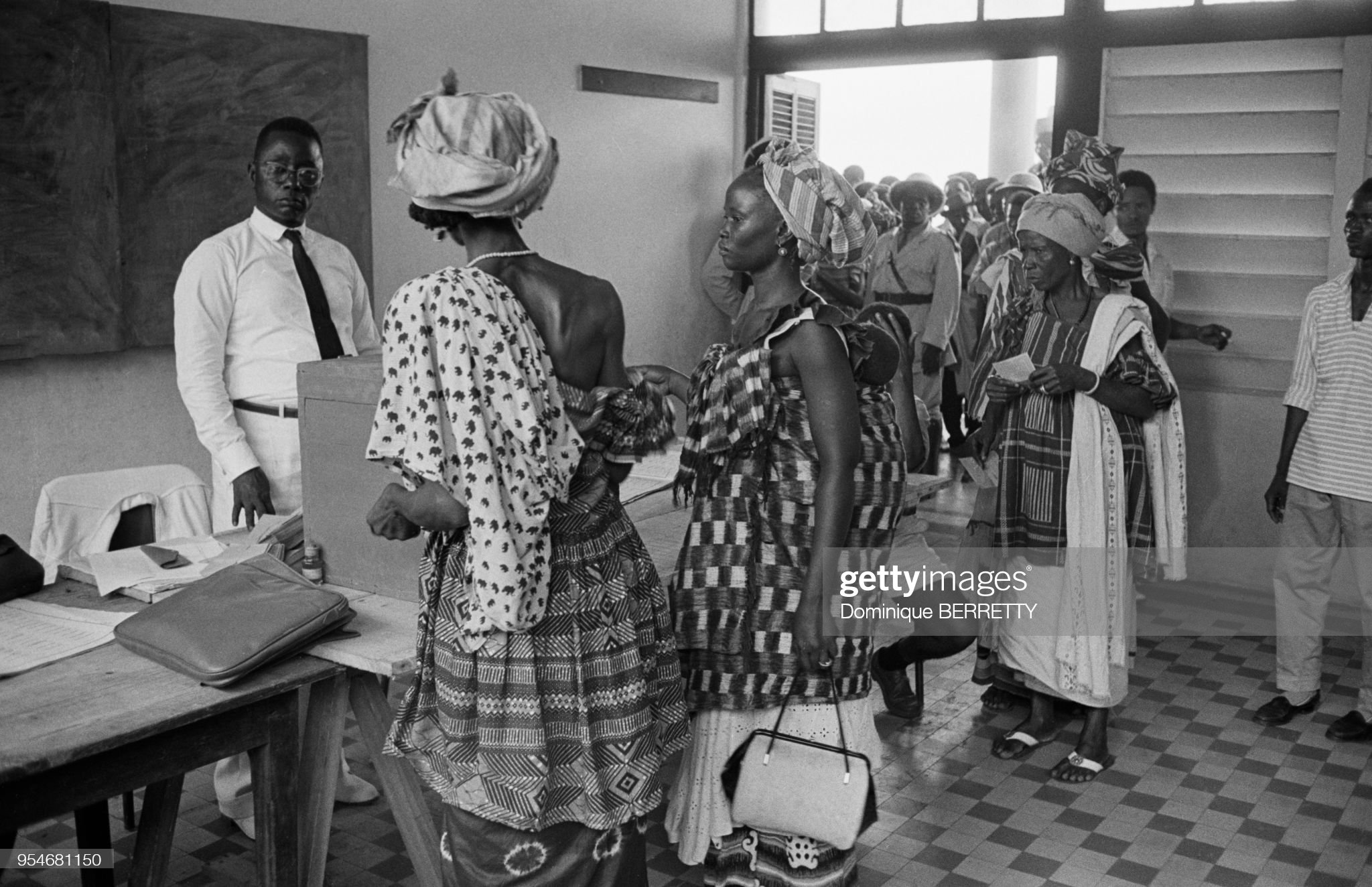 Référendum du 28 septembre 1958 en Guinée : Foto di attualità