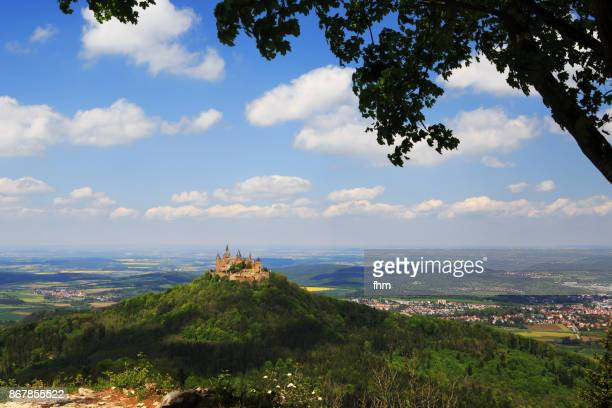 Burg Hohenzollern (Hohenzollern Castle) - (Baden-Württemberg/ Germany)