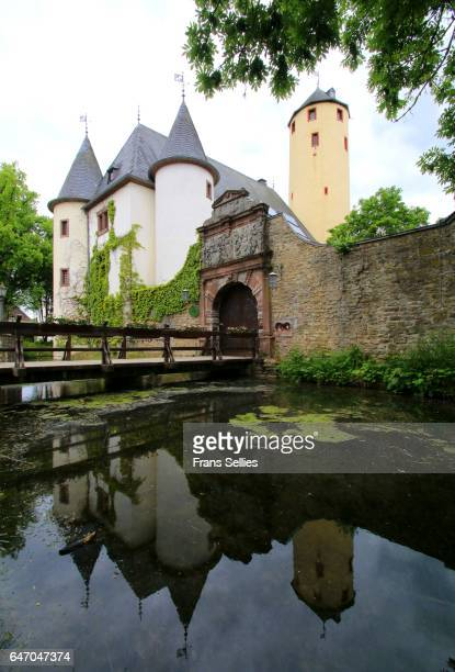 burg rittersdorf (rittersdorf castle), germany - frans sellies stock pictures, royalty-free photos & images