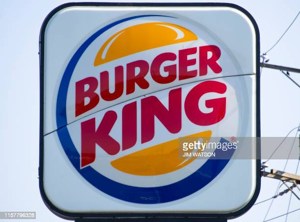 Burger King chain restaurant in Middletown, DE, on July 26, 2019.