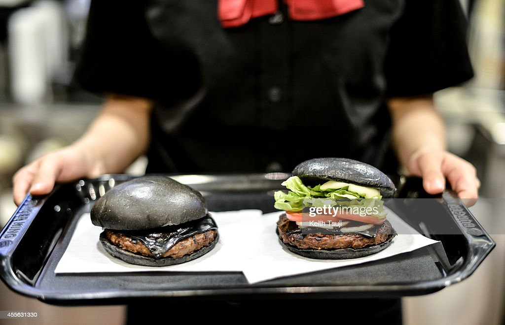 Offbeat Pictures Of The Week September Photos And Images - Black hamburger