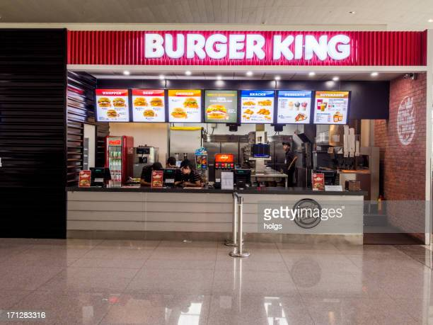 burger king, ho chi minh city, vietnam - burger king stock pictures, royalty-free photos & images