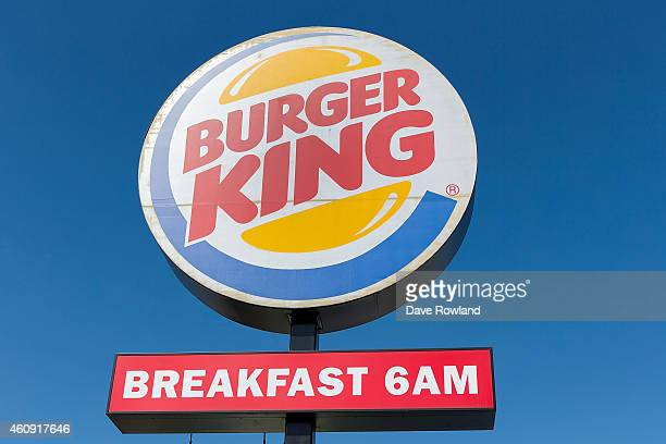 Burger King Restaurant Signage on December 29 2014 in Auckland New Zealand The NZX 50 Index is the main stock market index in New Zealand and is...