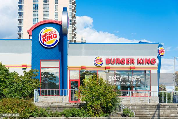 Burger King store in Toronto Burger King often abbreviated as BK is a global chain of hamburger fast food restaurants headquartered in MiamiDade...