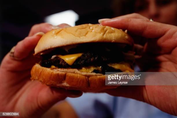 Burger King's Big King Burger