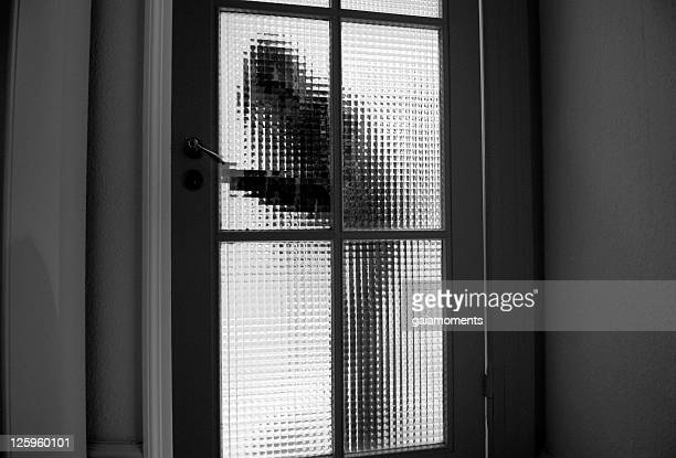 burglar entry - burglar stock pictures, royalty-free photos & images