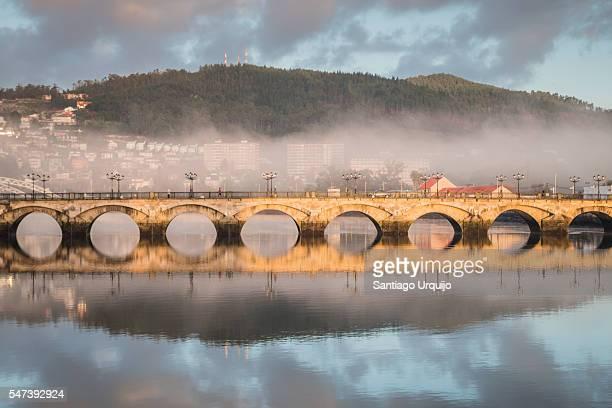 Burgo bridge reflection