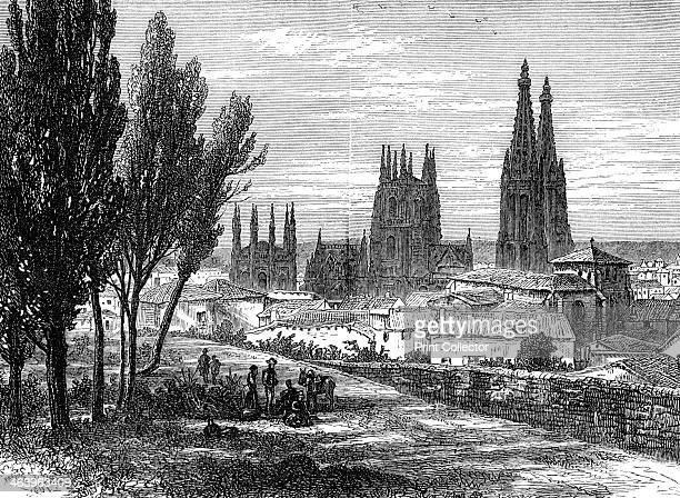 Burgos, Spain, 19th century.