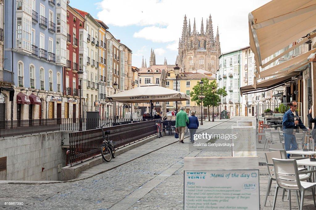 Burgos, Spain : Stock Photo