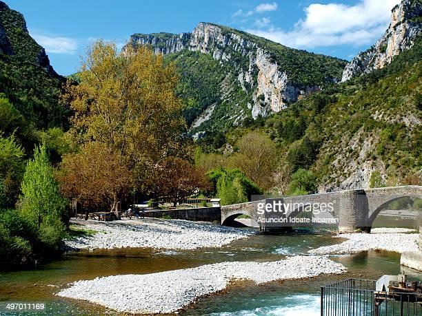 Burgui, valle de Roncal