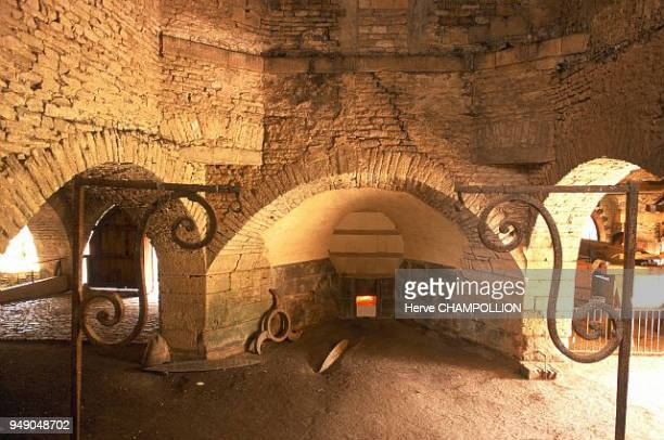 Cote d'Or the Domaine of the old forges of Buffon today the Museum of the steel industry Bourgogne Côted'Or le Domaine des anciennes forges de Buffon...