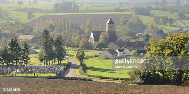Burgundy region/village