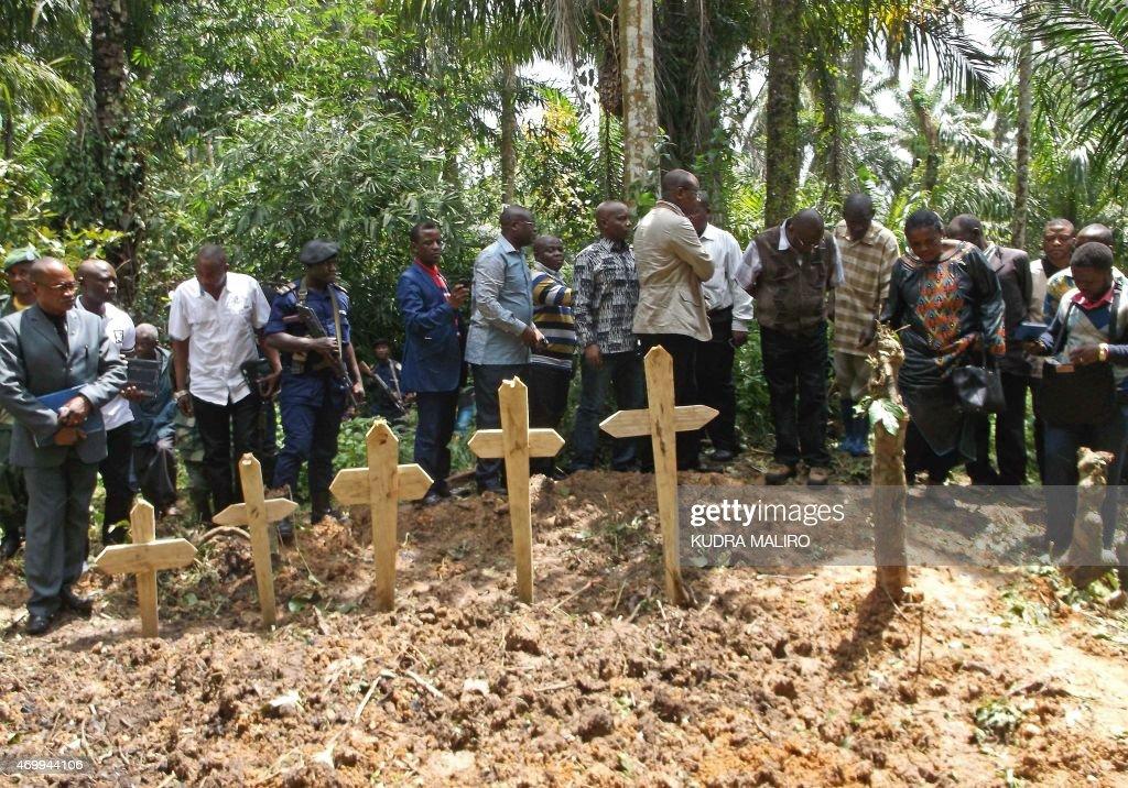 DRC-UGANDA-UNREST : Photo d'actualité