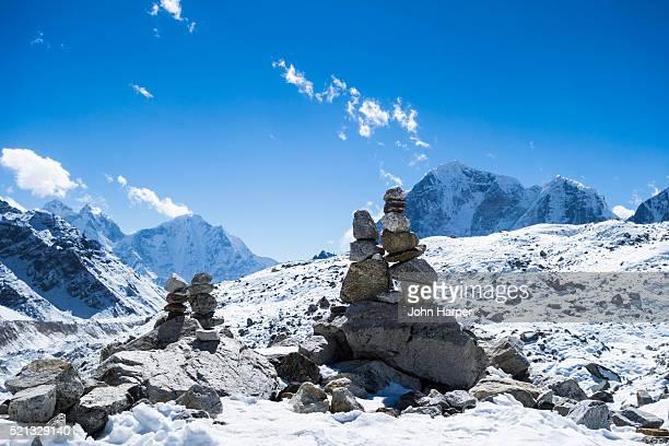 Burial Grounds, Mt. Everest Trek, Khumbu Valley, Nepal