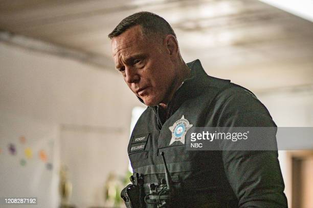 """Buried Secrets"""" Episode 720 -- Pictured: Jason Beghe as Hank Voight --"""