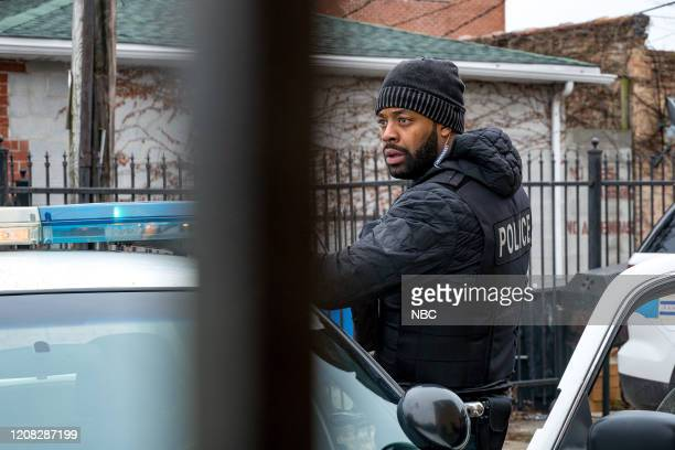 D Buried Secrets Episode 720 Pictured LaRoyce Hawkins as Kevin Atwater