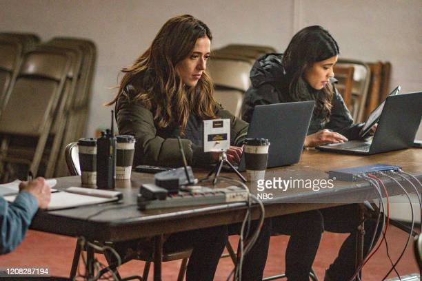 D Buried Secrets Episode 720 Pictured Marina Squerciati as Kim Burgess Lisseth Chavez as Vanessa Rojas