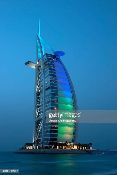 hotel Burj Al Arab, Jumeirah, Dubai