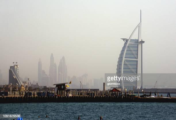 Burj Al Arab Hotel an Jumeirad Küste, Dubai, Vereinigte Arabische Emirate