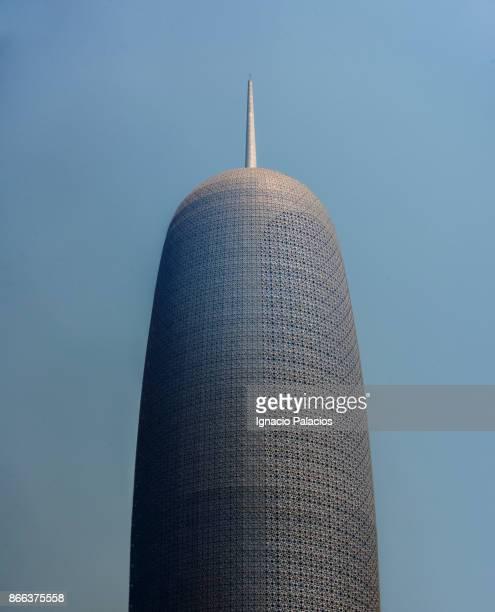 Burj Qatar, Doha Skyscraper, Qatar