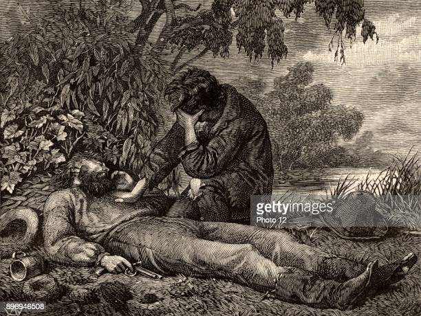 Burke and Wills Expedition to explore the interior of Australia Death of Robert O'Hara Burke Irish explorer and leader of the expedition John King...