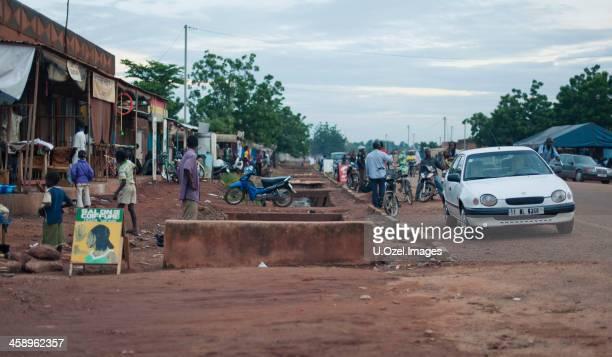 ブルキナファソ、アフリカ - ワガドゥグ ストックフォトと画像