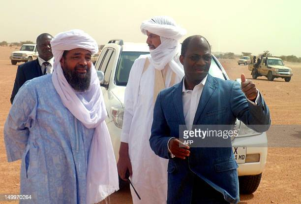 Burkinabe Foreign Minister Djibrille Bassole , who is leading the search for a way out of the 20-week-old emergency that has seen Islamists seize...
