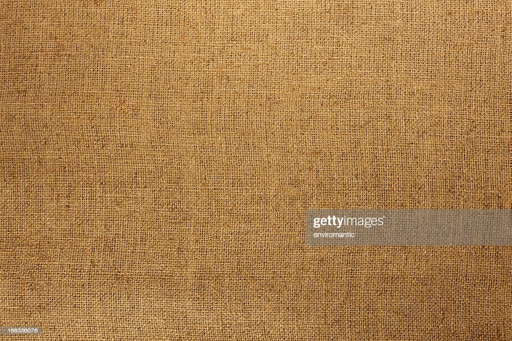 麻袋の背景。 : ストックフォト