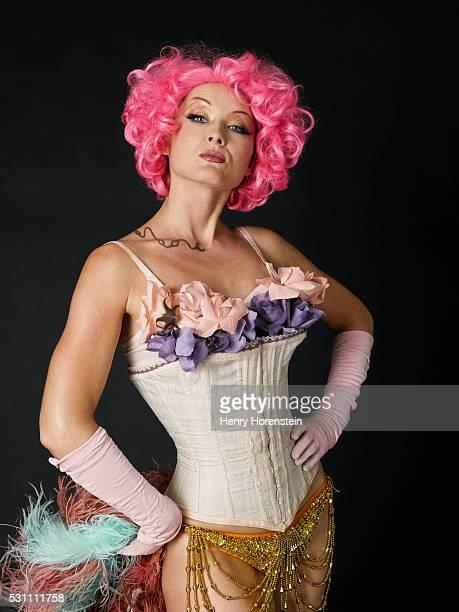 Burlesque Dancer