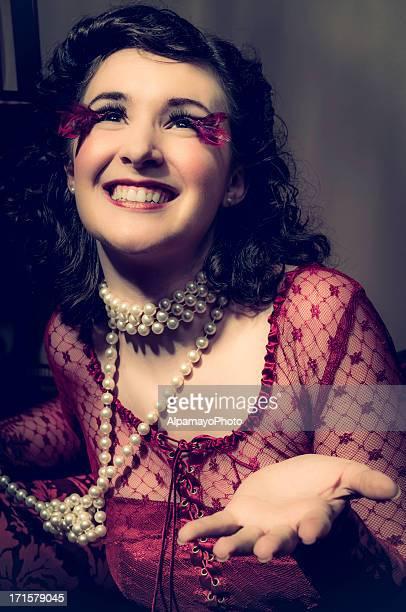 Burlesque Dancer - VIII