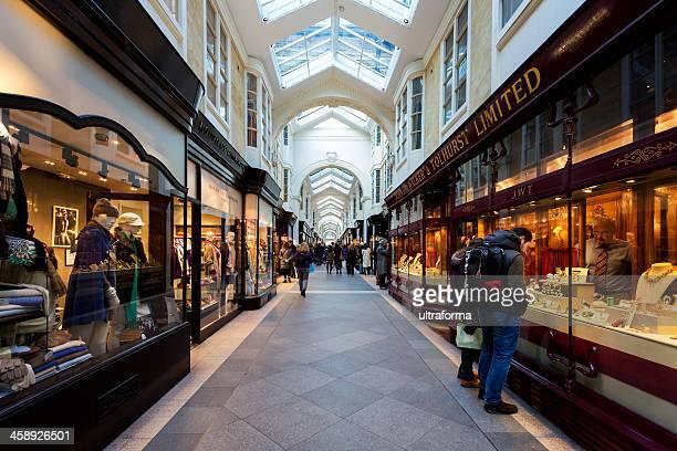 burlington arcade - west end london stock photos and pictures
