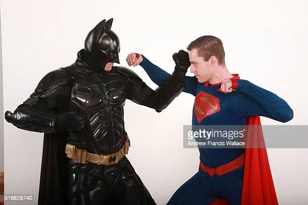TORONTO ON MARCH 9 Burlington Batman and The Real Toronto Superman March 9 2016 Tied to Batman v Superman we profile cosplayers Toronto Superman The...