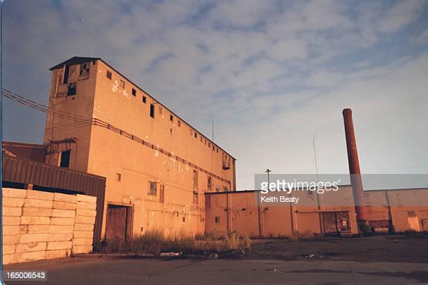 Burlington Block facility Watertown Rd Bulington