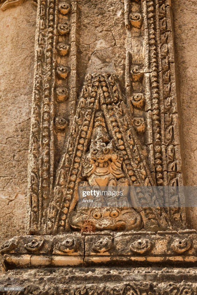 Ancient city of Bagan. : News Photo