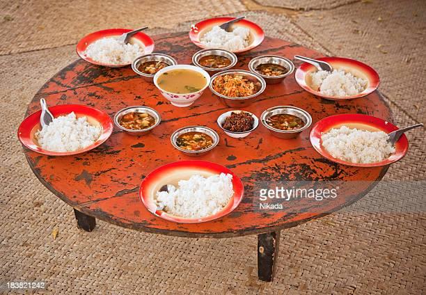 Comida Birmanês
