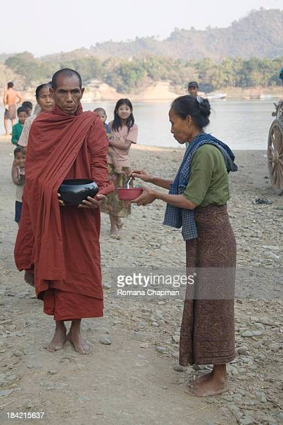 Burmese people are still deeply buddhist and every morning throughout the country you will see monks going the rounds for alms. Local people love to...