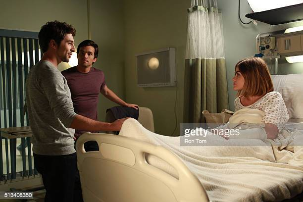 LIARS Burn This TThe games are over as threats become reality in Burn This an allnew episode of the hit original series Pretty Little Liars airing...