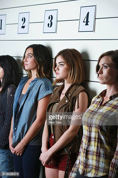 """Burn This"""" - TThe games are over as threats become reality in Burn This, an all-new episode of the hit original series Pretty Little Liars, airing..."""