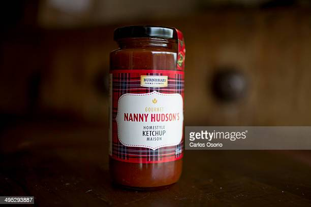TORONTO ON MAY 29 Burnbrae Farms the egg people have decided to launch their first ever nonegg product ketchup Margaret Hudson president and fourth...