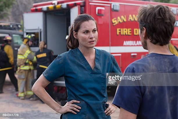 SHIFT 'Burned' Episode 313 Pictured Jill Flint as Dr Jordan Alexander