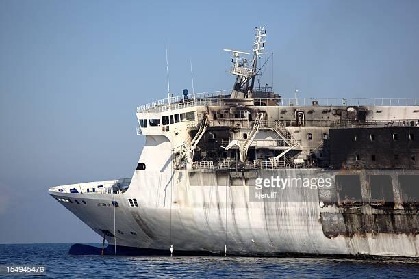 Superposición de ferry