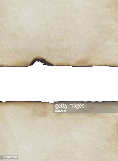 burned paper - burnt stock pictures, royalty-free photos & images