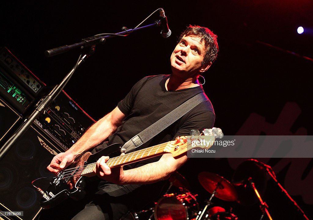 The Stranglers in Concert : News Photo