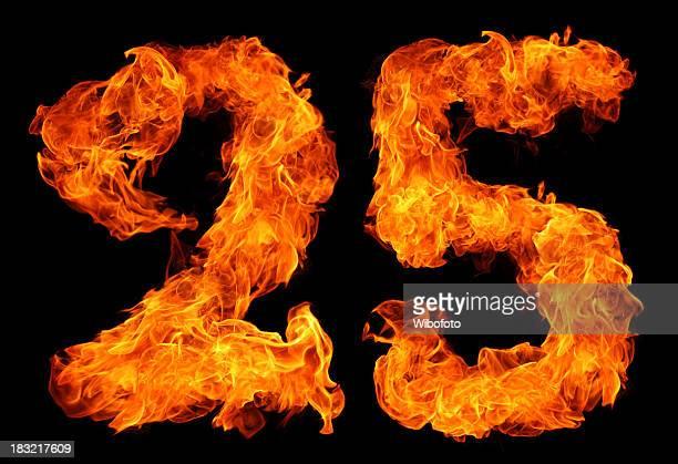 Burning 25