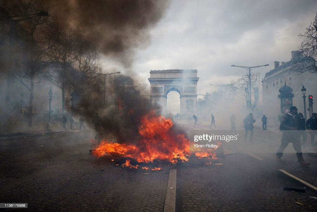 UNS: European Best Pictures Of The Day - March 16, 2019
